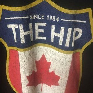 Other - Tragically Hip T-Shirt HIP Graphic Tee Since 1984